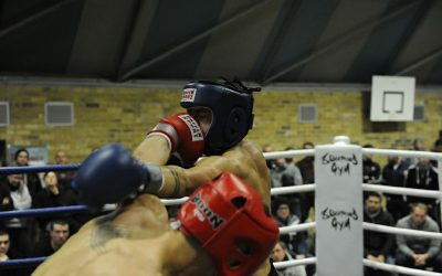 Thaiboxing – eigene Wettkampfvorbereitung