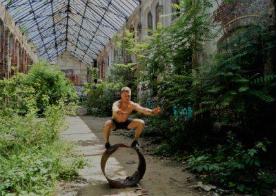 Workouts im Grünen Leipzig